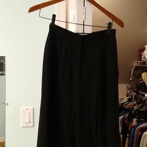 Max Mara black pants